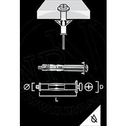 Metallexpander gips