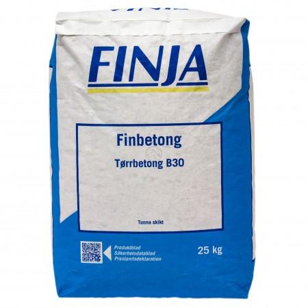 Finbetong K40 0-4mm 25kg