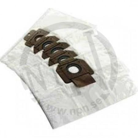 Filterpåse Mikrofleece 5-Pack