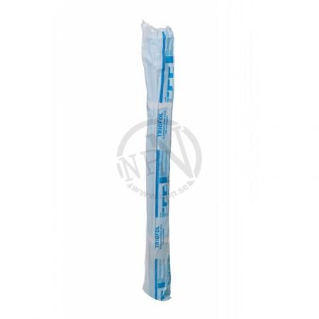 Åldersbeständig byggfolie vikt 0,11mm 12,5x2,70m
