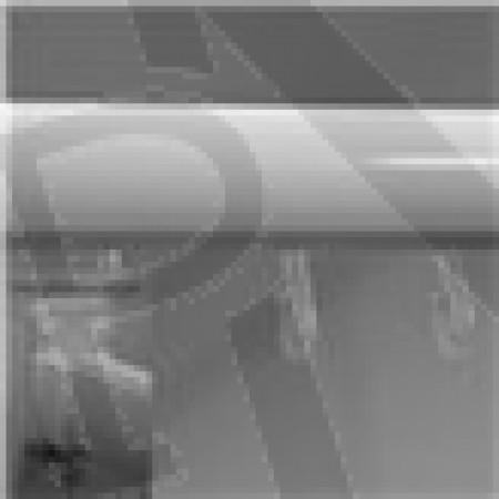 Skena Stabil Rak Aliminium Vit 100