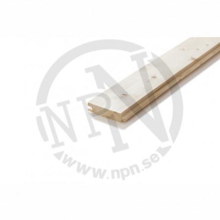 20x95mm underlagsspont g4-3 l=3,6 grundmålad
