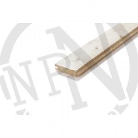23x95mm Råspont Underlagsspont VI+ G4-3 L=3,6 grundmålad VB2055