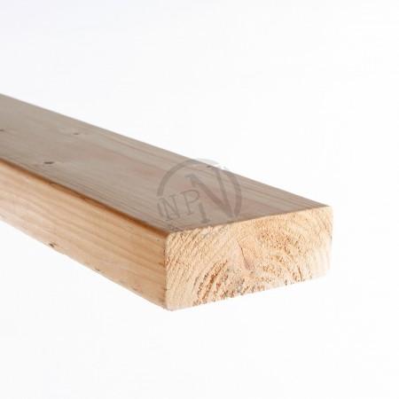 Regel 45x95mm Planhyvlad Formregel