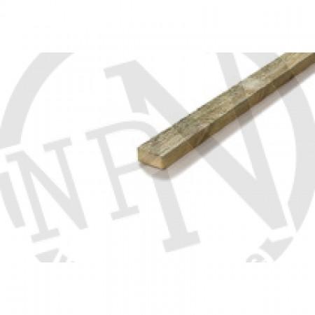 Tryckimpregnerad Klädselbräda 22X45mm L=4,2