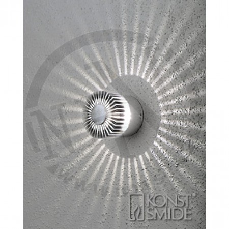 Vägglampa Monza 3W High Power LED