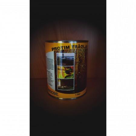 Protim Träolja Brun 1 Liter