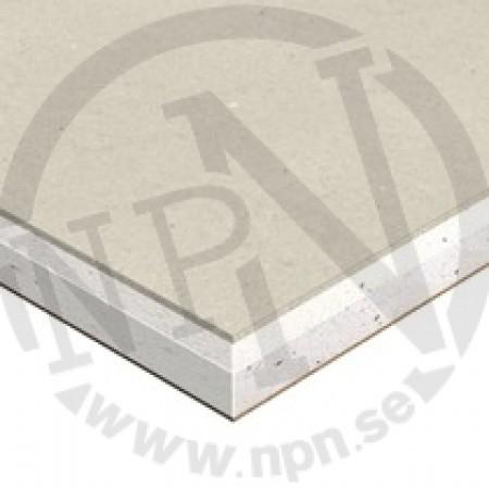 Kortplank GKP 13 2400x600x12,5mm 50st/frp