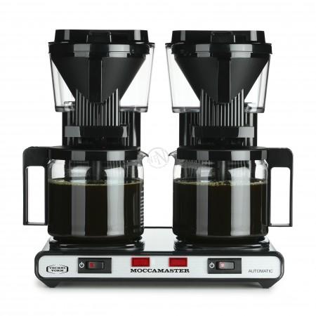 Kaffebryggare Moccamaster KBG744 AO Dubbel Svart
