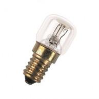 Ugnslampa e14 15w Klar sb 300 Grader Blister