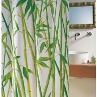 Draperi Bambus 180X200 Grön