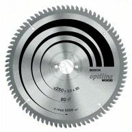 Cirkelsågklinga trä 210x30mm 48t-5