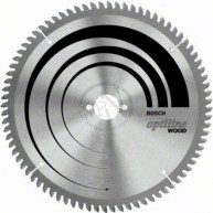 Cirkelsågklinga Trä 216X30 24T