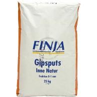 Gipsputs Natur Inne 0-1mm 25kg