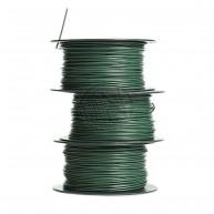Hushållstråd Grön 1,4mm 60M