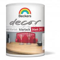 Klarlack Decor Blank 0,5L