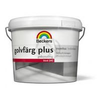 Golvfärg Plus 1 Vit 1L