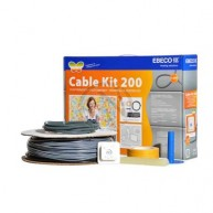 Golvvärme Ebeco Cable Kit 200 400W/37M