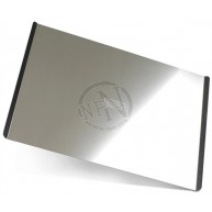 Bakplåt Rektangulär Aluminium