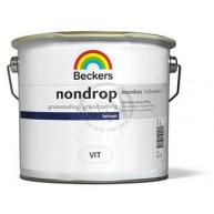 Grundfärg Nondrop Vit 1L