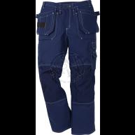 Byxa 255K FAS Mörkblå C150