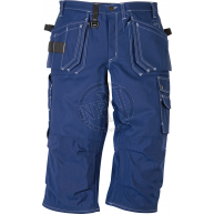 Byxa 283 FAS 3/4 Mörkblå C50