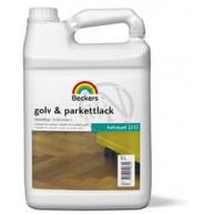 Golv&parkettlack Halvmatt 5L