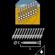 Ankarspik EFZ PB34 Sticks LDA 40-4,0 1000st