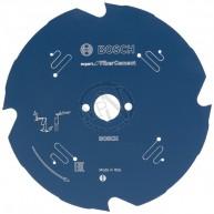 Cirkelsågklinga exp fiber 160x20x2,2mm 4t