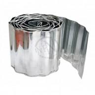 Kantlist metall galvaniserad 16cmx5m
