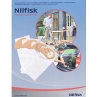 Dammsugarpåse Nilfisk Buddy II 4-Pack