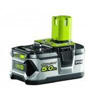 Batteri ryobi one+ 18v 5ah rb18l50