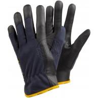 Handske 326 Tegera Syntetläder Storlek 9 3-Pack