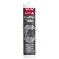 Fogmassa Casco Roofseal Takfog Black 300ML