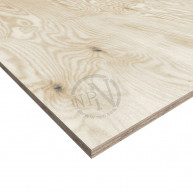 Furuplywood bb/x 3-ply 4x2000x1000