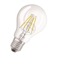 LED-Lampa Osram cl a Retro (75) Norm Dim e27 Klar827 8,5w