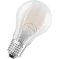 LED-Lampa Osram cl a Retro (75) Norm Matt e27 827 8w