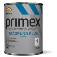 Trägrundfärg Primex Plus Vit 0 0,5L