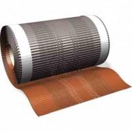 Nock och Valmtätning Rulle Tegelröd B=300mm