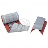 Metalroll 5m 260-320 Tegelröd