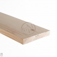 Bräda 22x145mm Klädselbräda Gran L=3,0