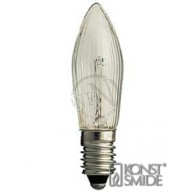 Glödlampa Reserv E10 55V 3W 3-Pack