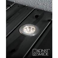 LED Tilläggssett 3 Varmvita Lampor Samt Kabel