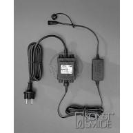 Startset LED System 24V Svart Kabel