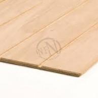 Lauanplywood Spårad 9x1220x2440mm