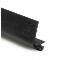 Tätningslist V-List Svart 12mm 8M