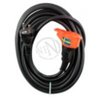 Skarvsladd Rdoe 3G1.5 H07RN-F IP44 10m
