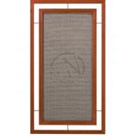 Skärm Breeze 4 160x90 Eucalyptus Helt Textilene