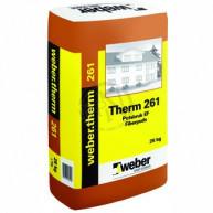 Putsbruk Therm 261 ef 20kg