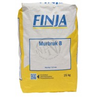 Murbruk B 0-3 25kg